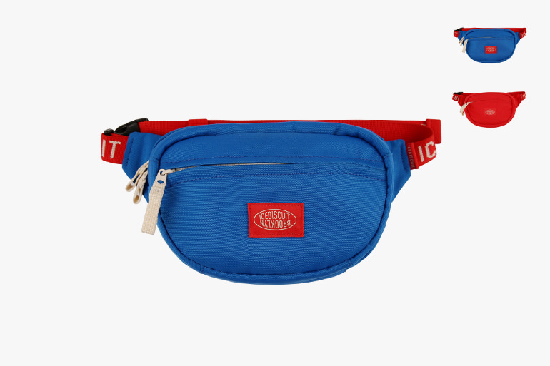 아이스비스킷 - Icebiscuit waist bag