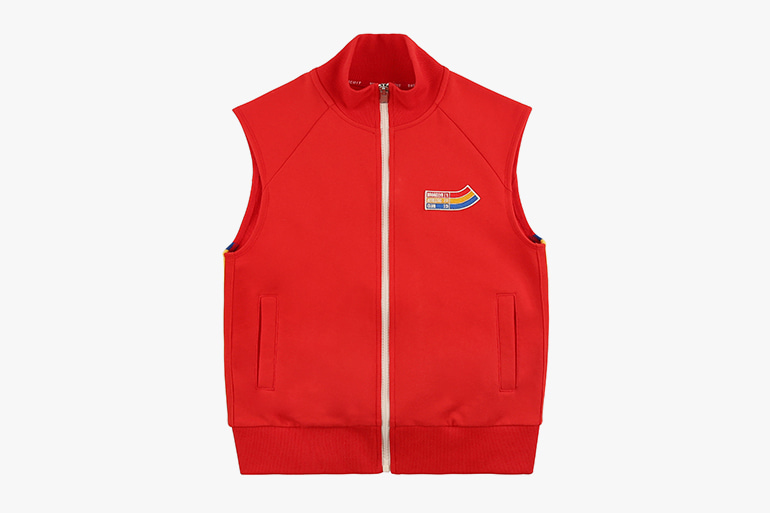 아이스비스킷 - Athletic club sweat vest