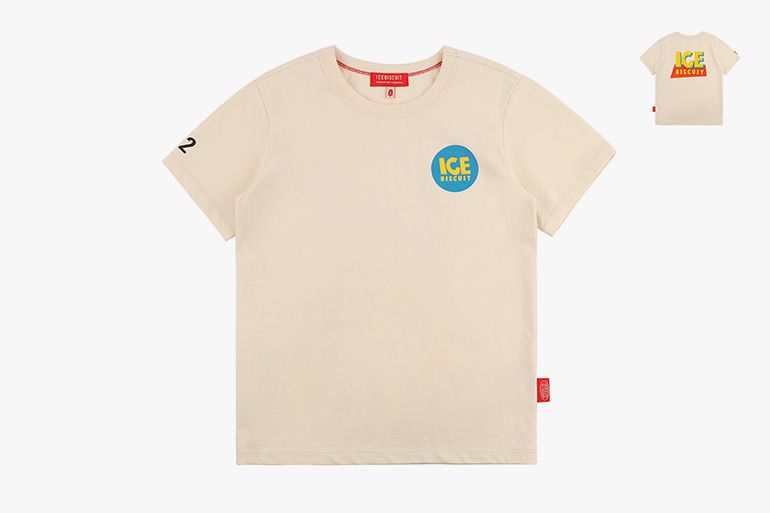 아이스비스킷 - Icebiscuit story short sleeve tee