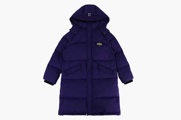 아이스비스킷 - Icebiscuit puffy long down coat