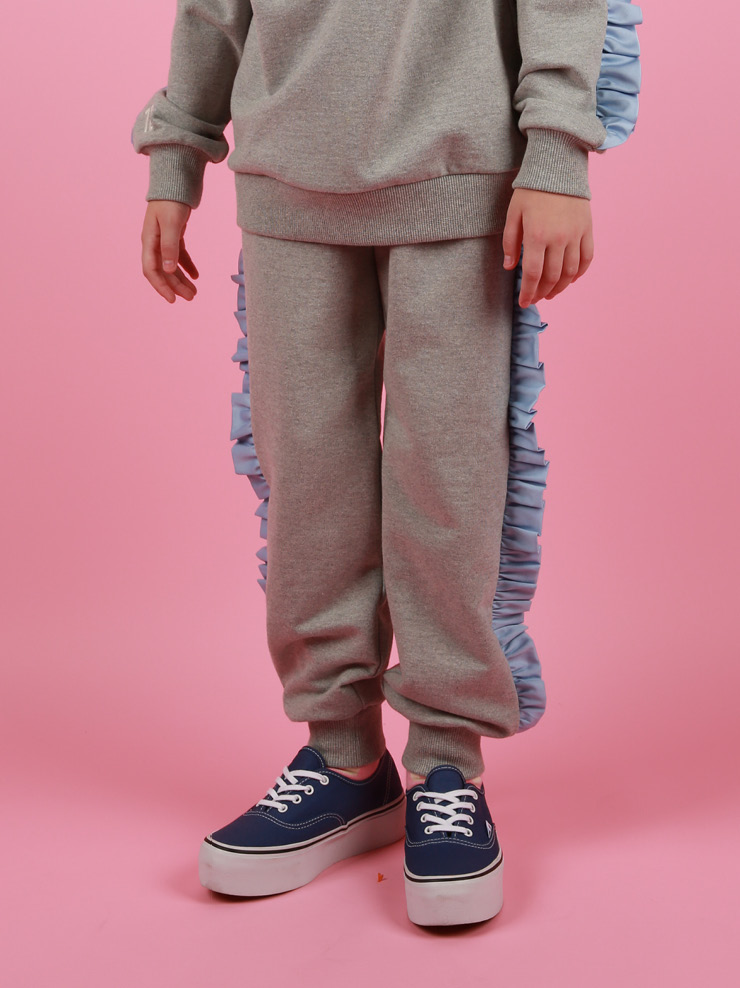 아이스비스킷 - Ruffle point sweat pants SPECIAL PRICE