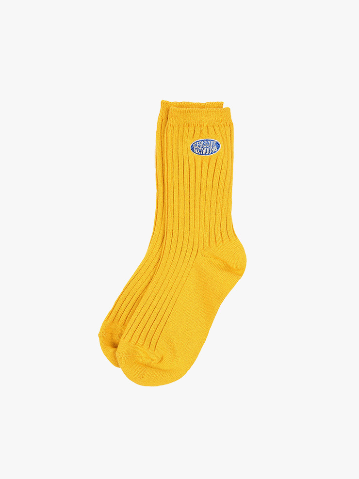 아이스비스킷 - Icebiscuit  ribbed socks