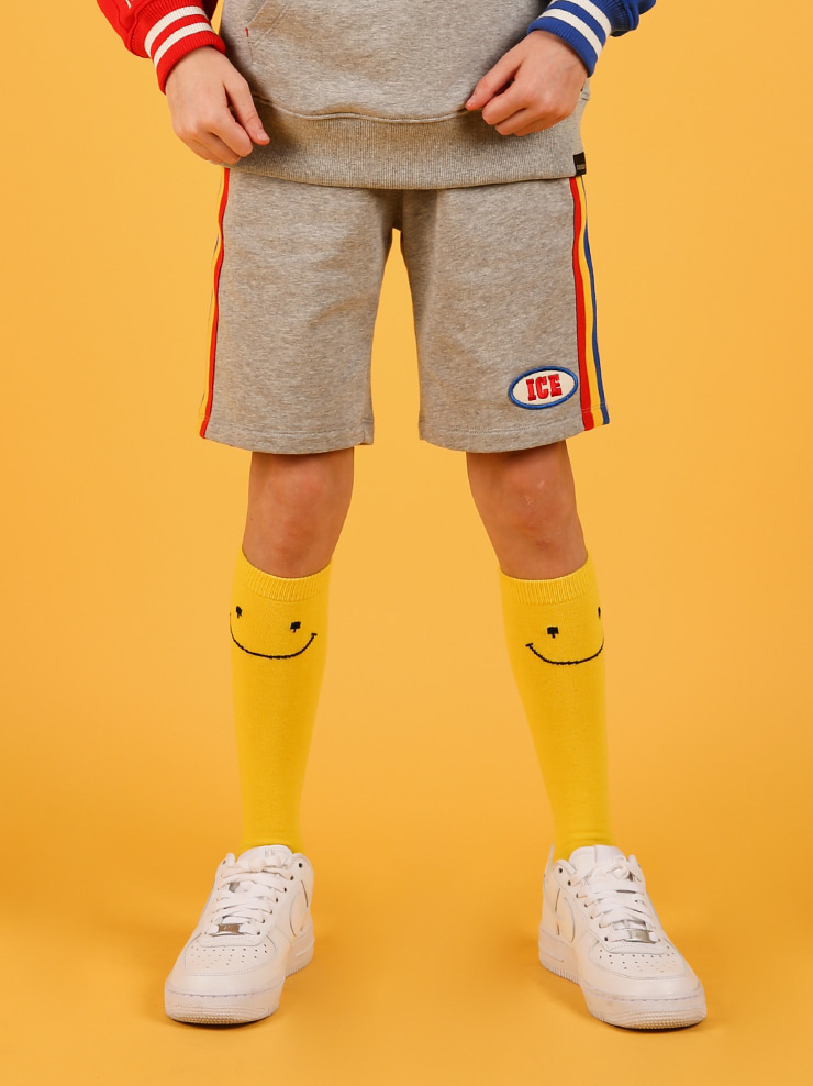 아이스비스킷 - Athletic club sweat shorts