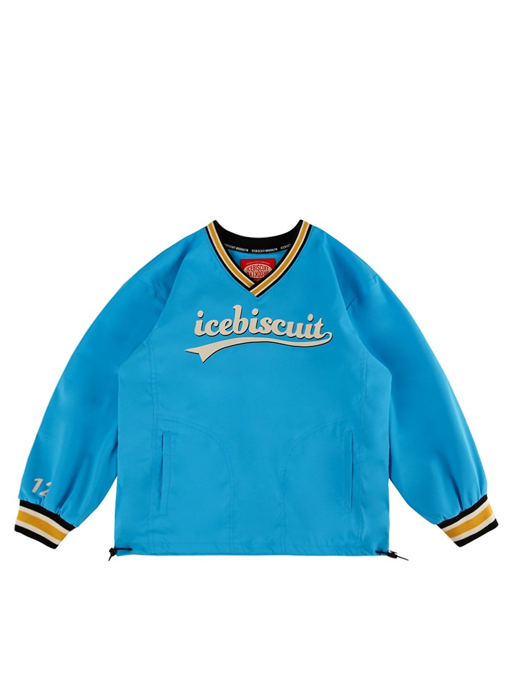 아이스비스킷 - Icebiscuit baseball warm up top