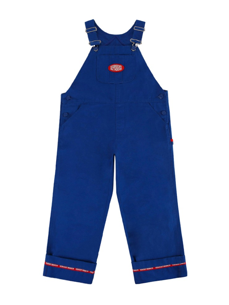 아이스비스킷 - Icebiscuit loose-fit overall