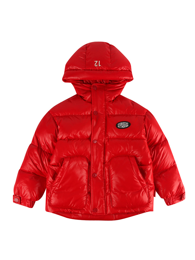 아이스비스킷 - Icebiscuit puffy down jacket