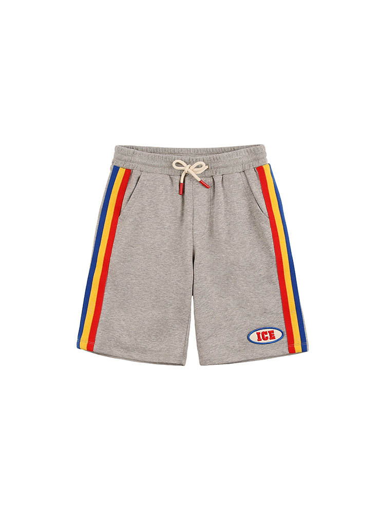 아이스비스킷 - Athletic club sweat shorts 20% sale