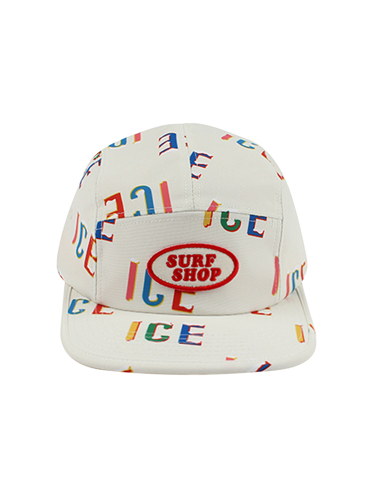 아이스비스킷 - Multi ice camp cap