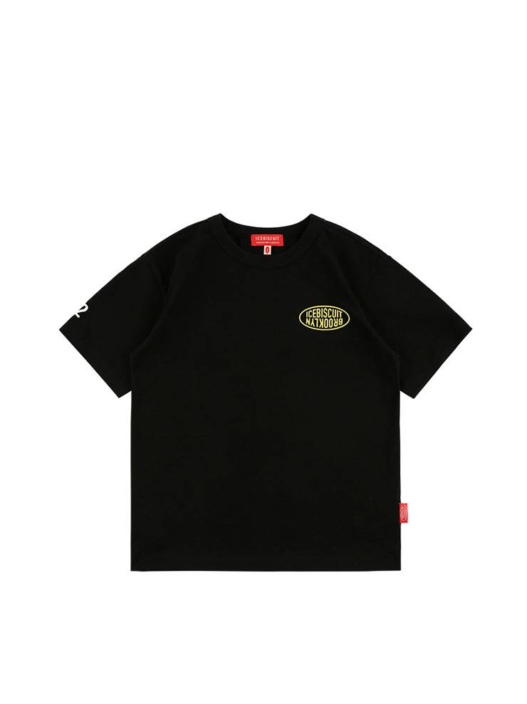 아이스비스킷 - Icebiscuit brooklyn short sleeve tee
