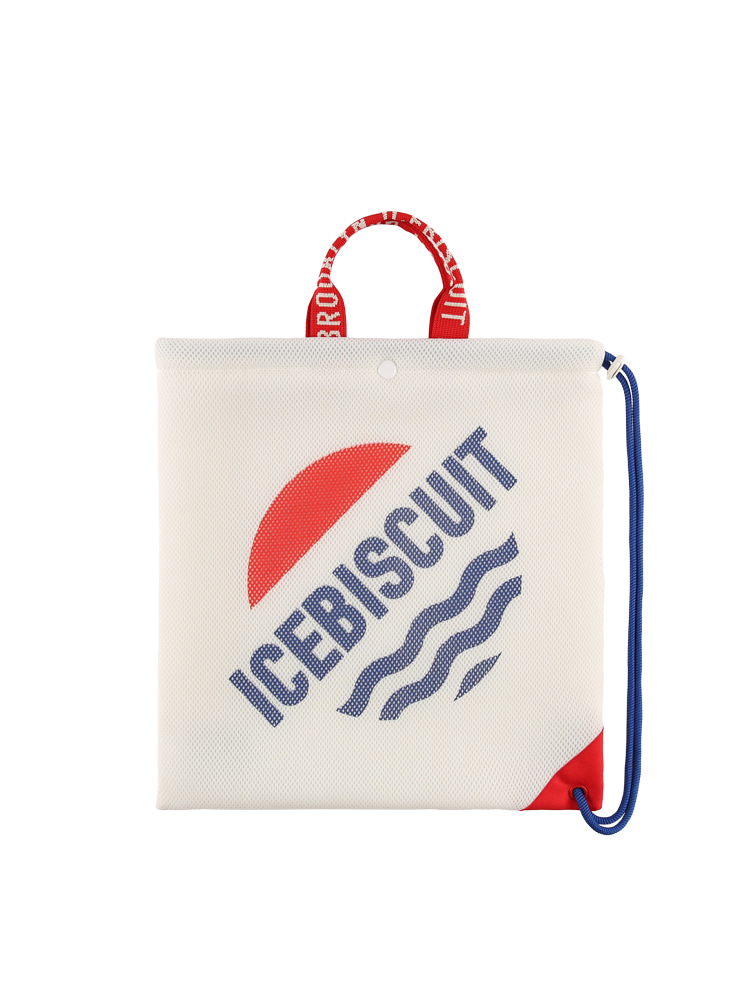 아이스비스킷 - Sunset Icebiscuit mesh bag